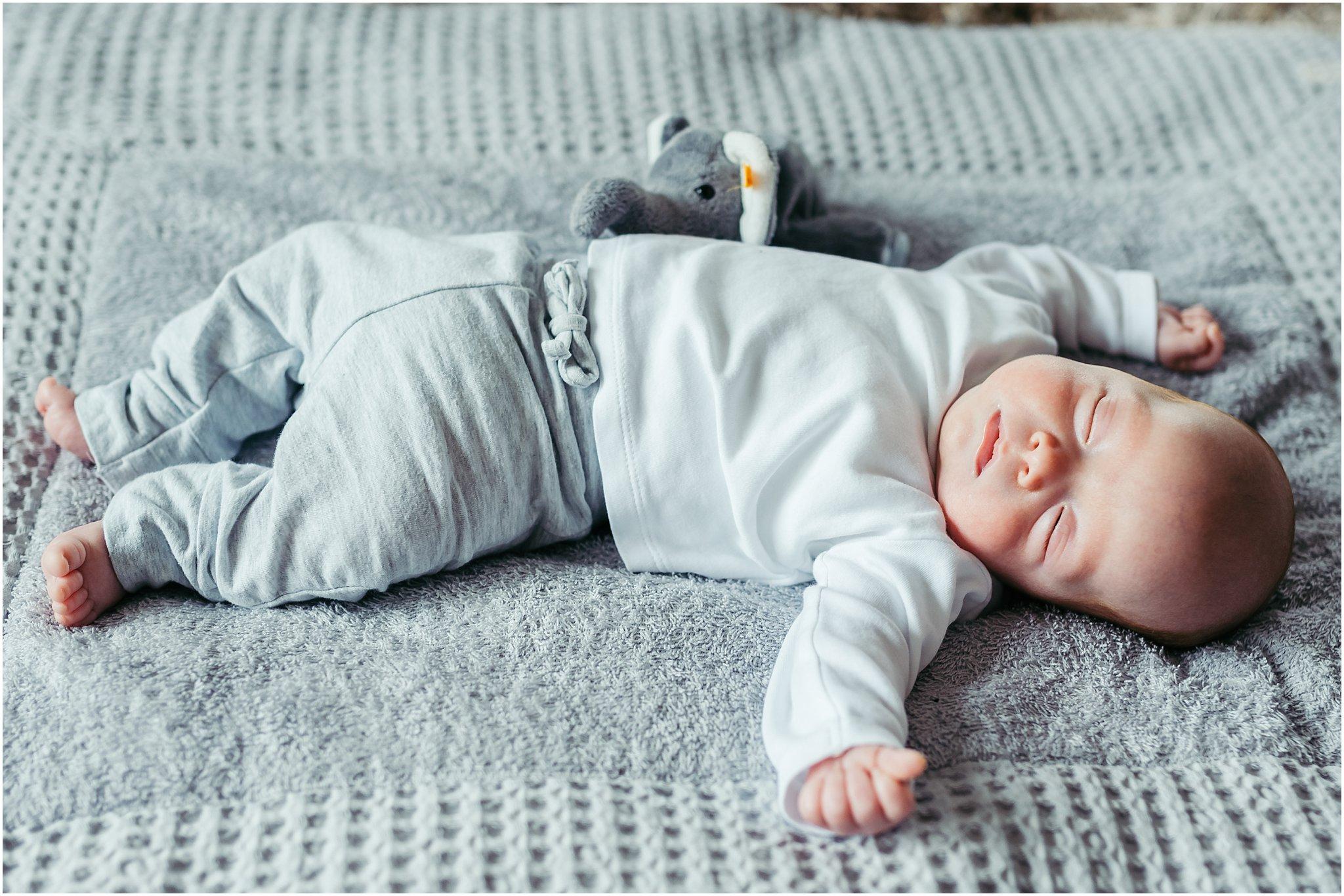 Homestory mit Zwillingsbabys
